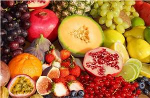 השלמה תזונתית של פירות וירקות