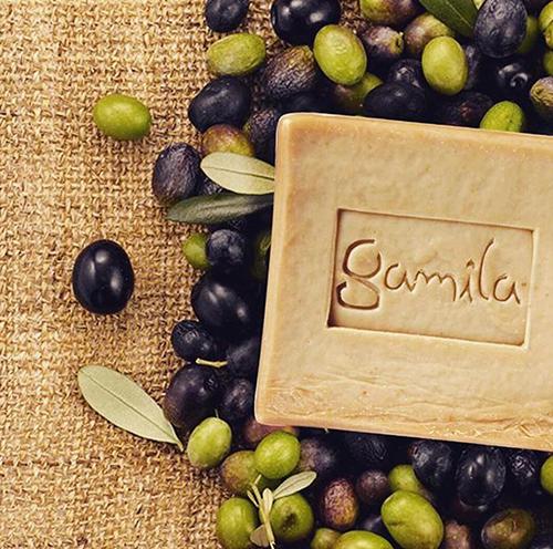 סבון טבעי של סבתא ג'מילה