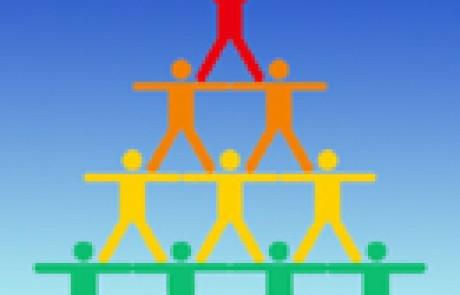 שיווק רשתי איננו פירמידה